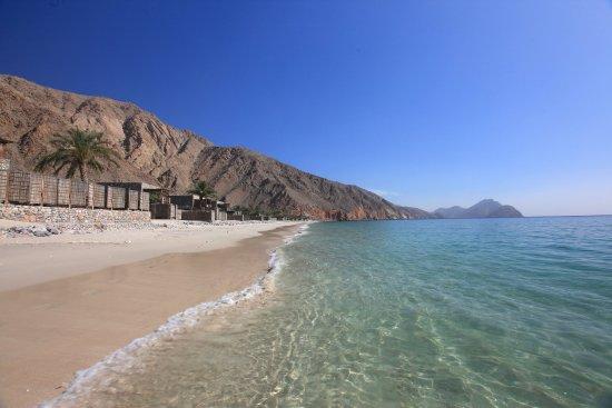 Beach At Six Senses Zighy Bay