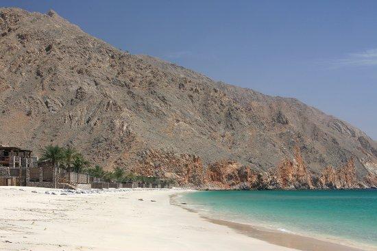 Six Senses Zighy Bay Beach