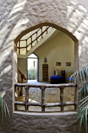 Six Senses Zighy Bay: Wine Tower