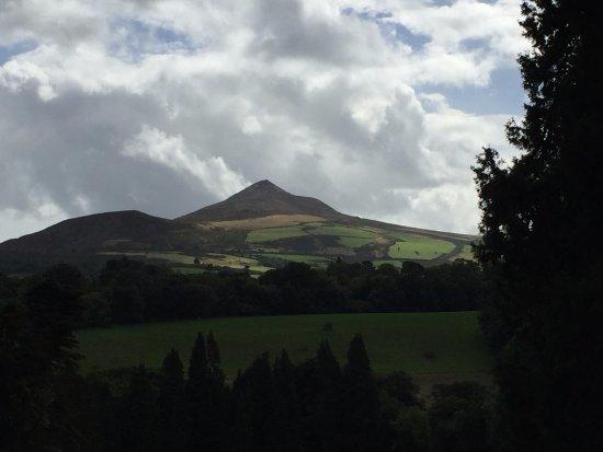 Enniskerry, Irland: Mountain View
