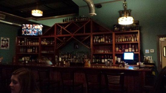 Atenas, GA: The Bar (George's Lowcountry Table)