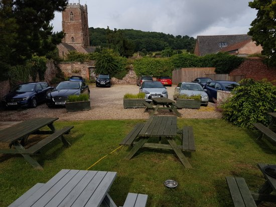 Dunsters only private car park - free for guests!