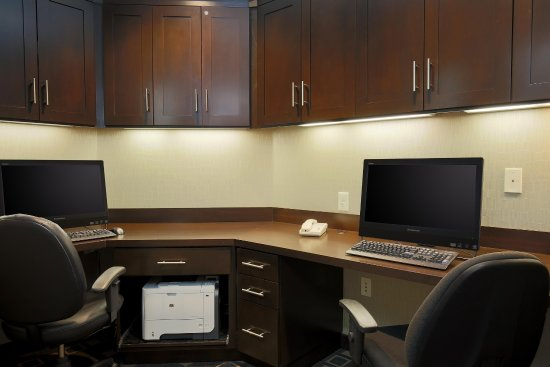 Hampton Inn & Suites San Diego-Poway: Business Center