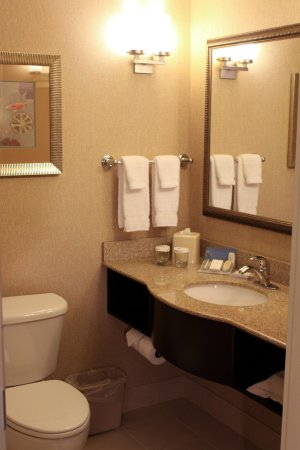 Warner Robins, GA: Guest Room Bathroom