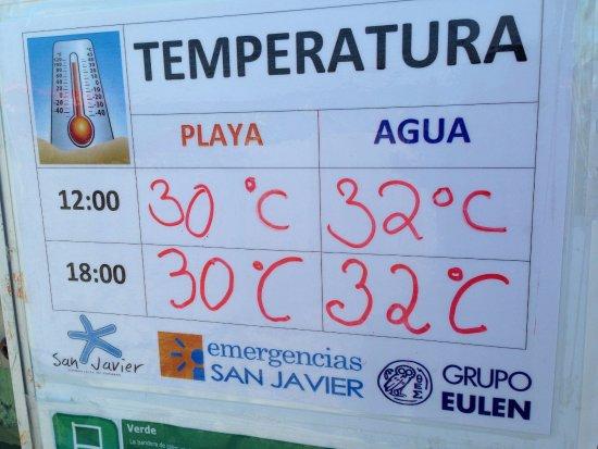 Región de Murcia, España: C'est chaud, non ?