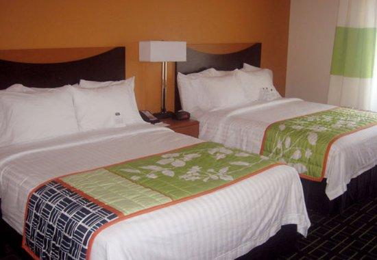 Carlisle, Pensilvania: Queen/Queen Guest Room
