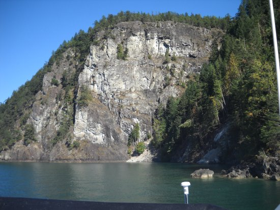 Harrison Hot Springs, Kanada: Part of Echo Island