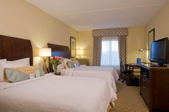 Hilton Garden Inn Huntsville South: Double Queen Room