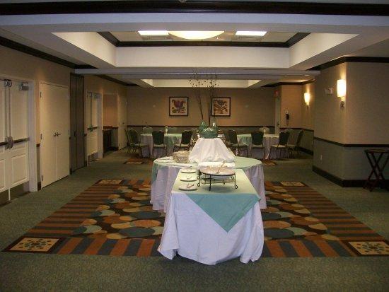 Hilton Garden Inn Huntsville South: Banquet Room