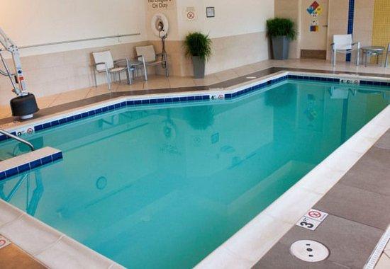 Chesapeake, فيرجينيا: Indoor Pool