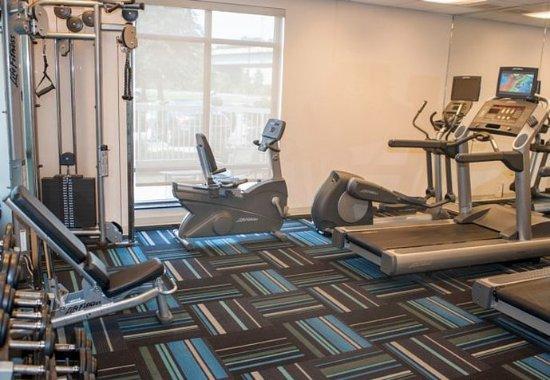 Chesapeake, فيرجينيا: Fitness Center