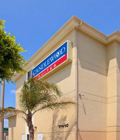 Hawthorne, Kalifornien: Hotel Exterior