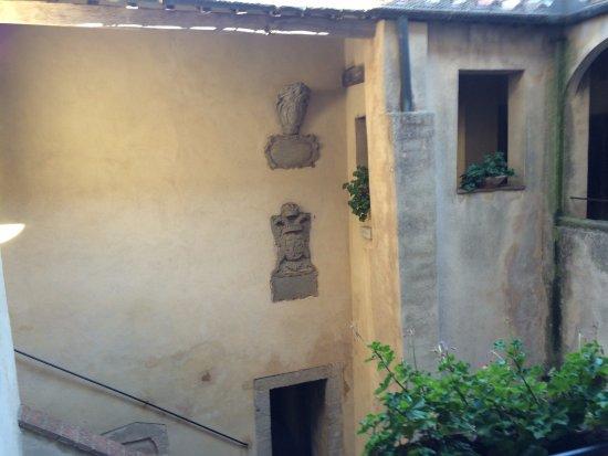 Arcidosso, Italia: Interno