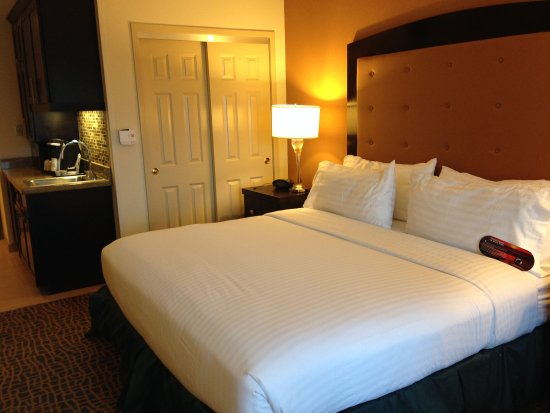 Saraland, AL: King Bed Guest Room