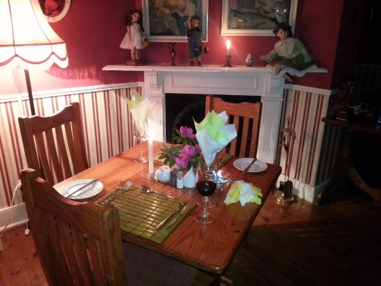 Shamrock Arms Guest Lodge: warm atmosphere