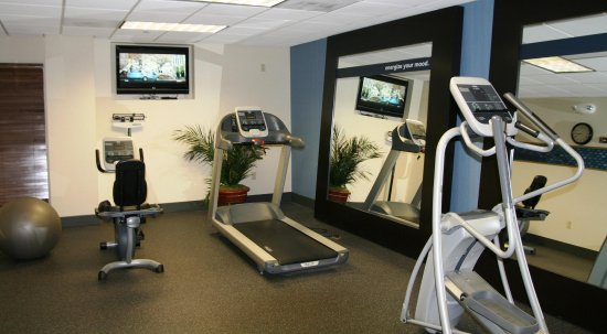 Fruitland, MD: Fitness Center