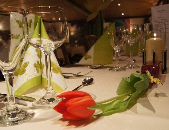 Bielefeld, Germania: Spring in the restaurant