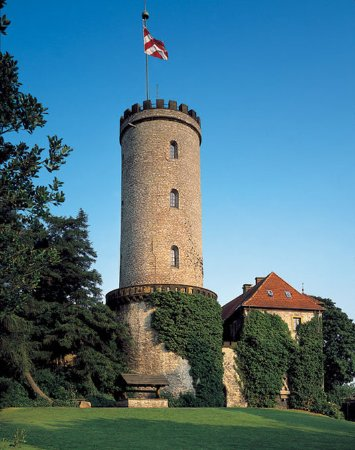 Bielefeld, Duitsland: Exterior
