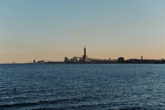 Spiaggia libera - Picture of Montgat Beach, Barcelona - TripAdvisor