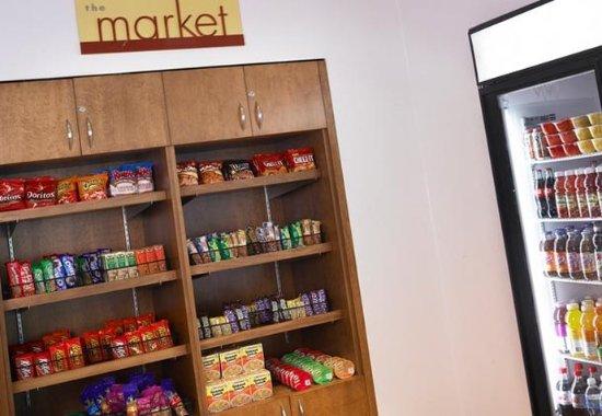 Romulus, MI: The Market