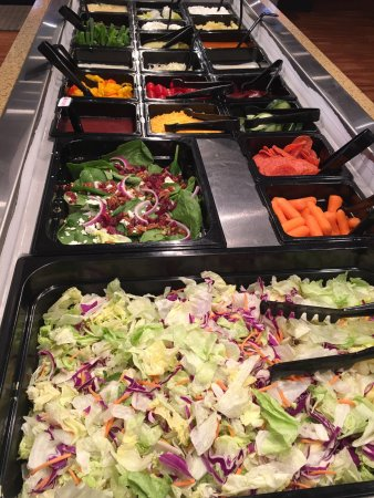 Iowa City, IA: Salad Bar