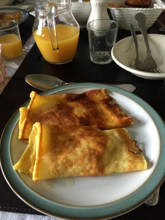 Coonagh, Irland: BEST pancakes courtesy of Mrs Bergie Carroll
