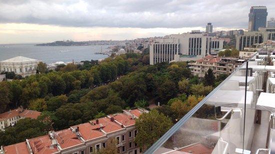 Vogue: Vista desde la Terraza