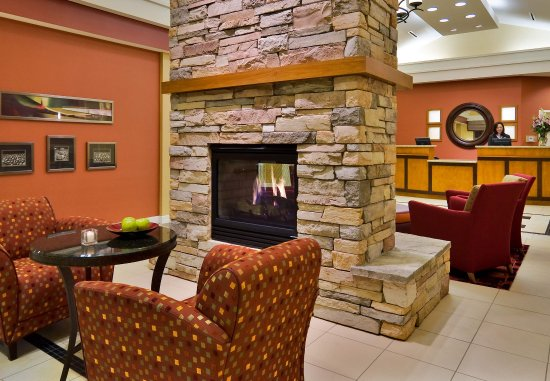 Port Saint Lucie, FL: Lobby Sitting Area