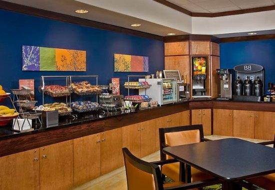 Seymour, IN: Breakfast Bar
