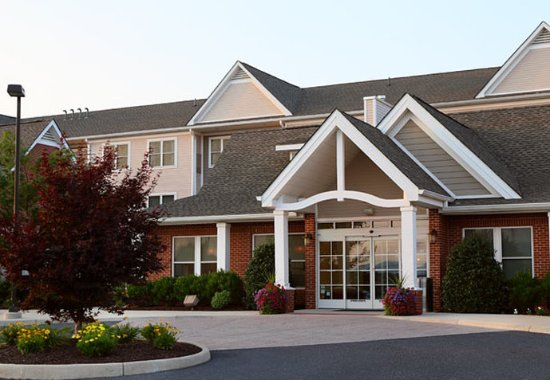 Residence Inn Waynesboro : Entrance