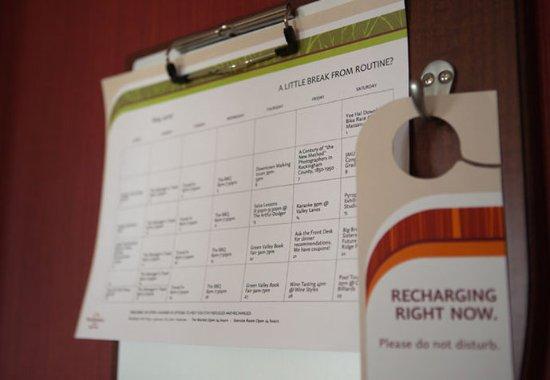 Waynesboro, VA: Guest Calendar