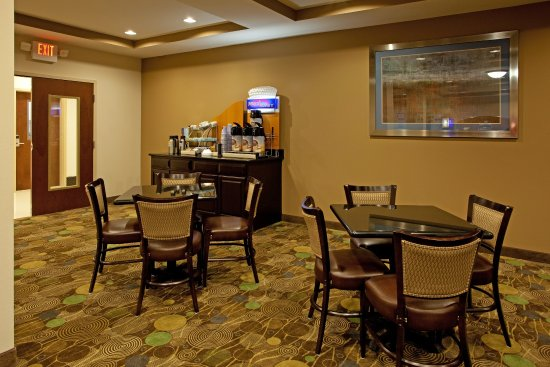 Holiday Inn Express Hope Mills Complimentary Breakfast Area