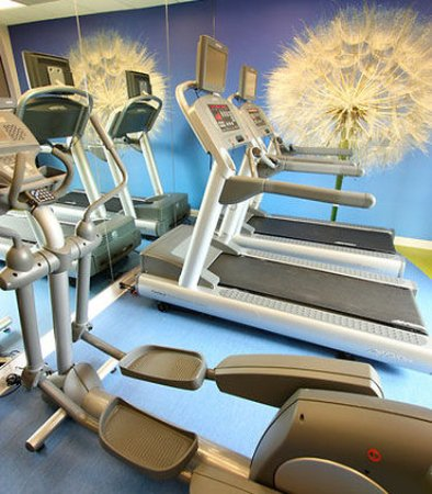 Madera, CA: Fitness Center