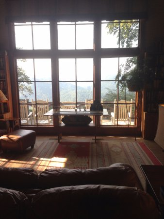 Snowbird Mountain Lodge: From the main lodge