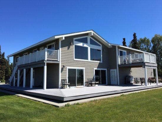 Kenai, AK: Alaska SeaScape Lodge - 5 Star Property