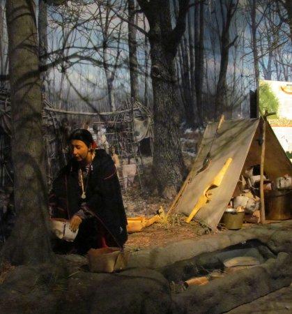 Kenosha, WI: Native American Village