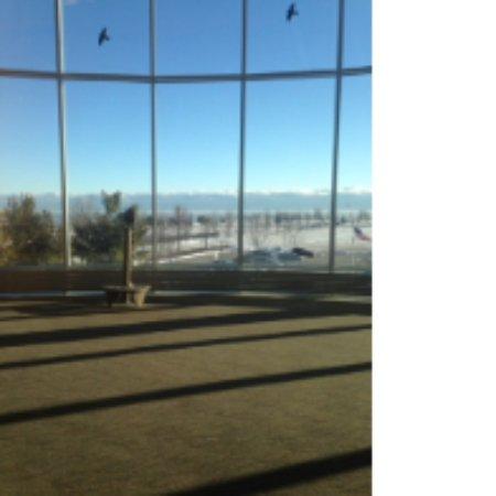 Kenosha, WI: Mezzanine View