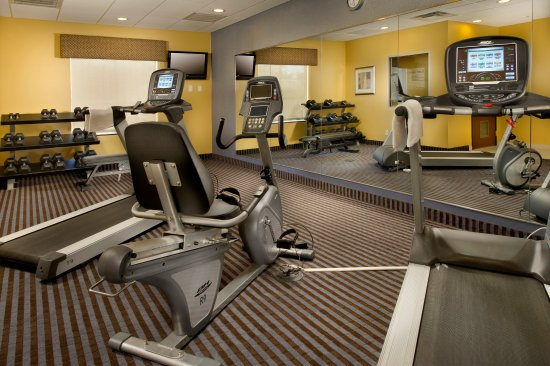 Uvalde, TX : Fitness Center