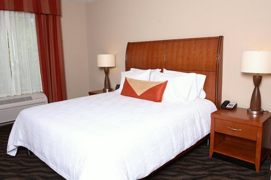 Suffolk, VA: King Junior Suite