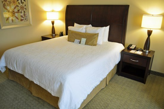 Hilton Garden Inn Tifton: King Bedroom