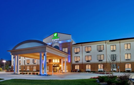 Holiday Inn Express Hotel St Charles