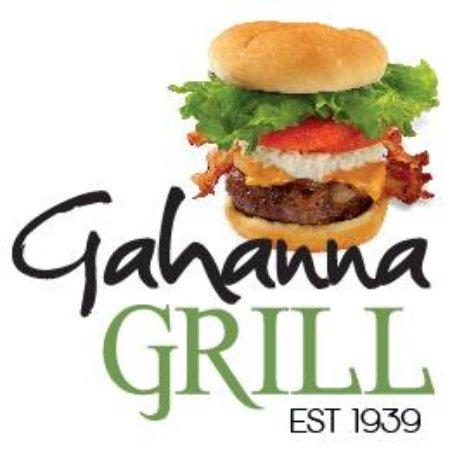 gahanna grill logo