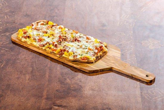 Gahanna, Οχάιο: Flatbread Pizza