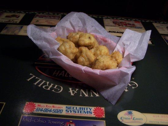 Gahanna, OH: Fried Mushrooms