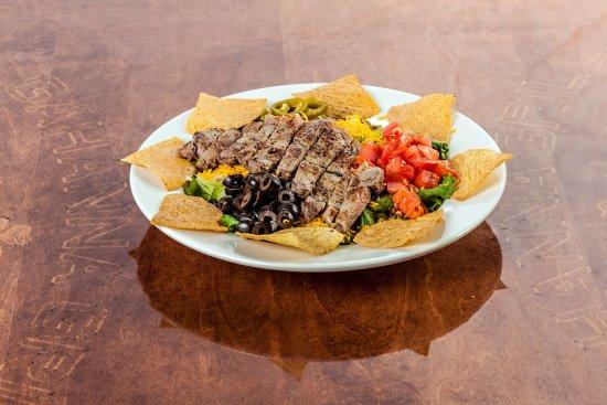 Gahanna, Οχάιο: Southwest Salad