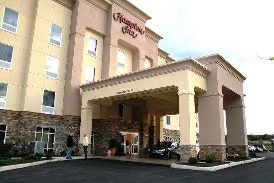 هامبتون إن ماتامورس - ميلفورد: Welcome to the Hampton Inn Matamoras!