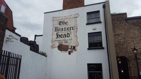The Brazen Head
