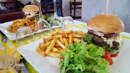 Evenos, Francja: Auberge du Broussan