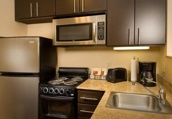 Lexington Park, MD: One & Two-Bedroom Suite Kitchen