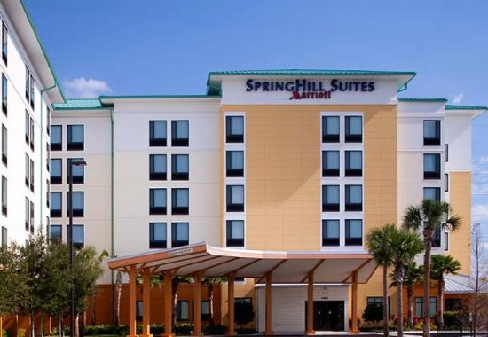 SpringHill Suites Orlando at SeaWorldR: Entrance